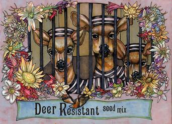 Deer Resistant Mix